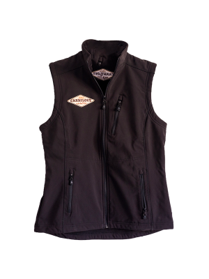 Softshell Vest for Ladies